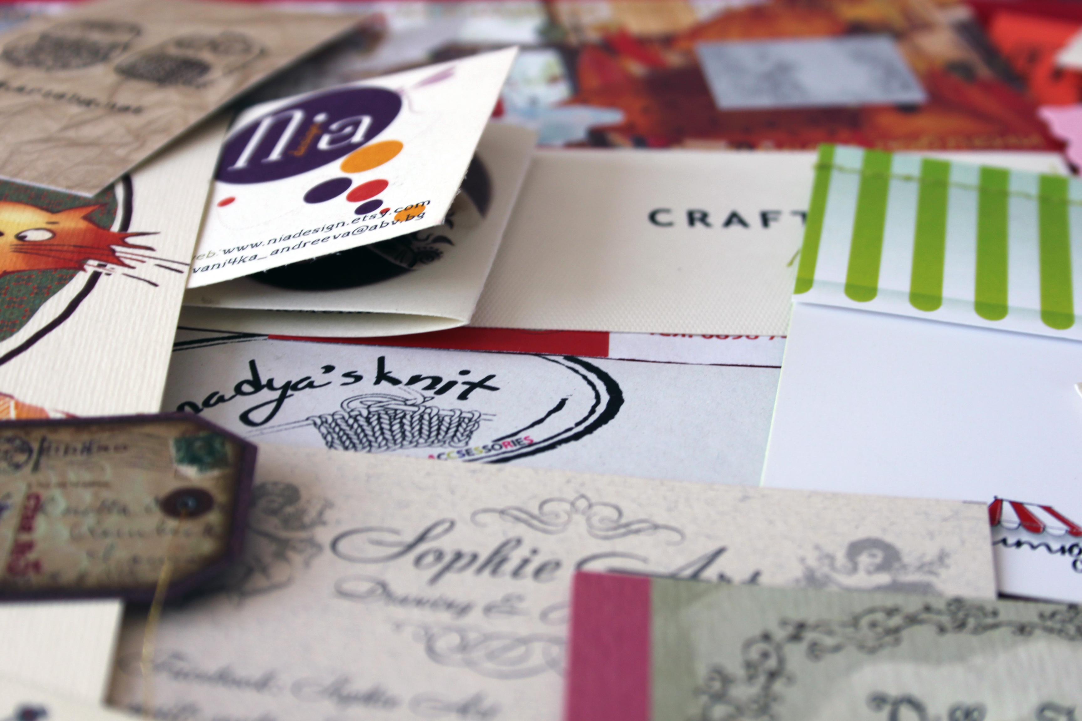 Как да изберем подходящо име за нашия творчески бизнес?