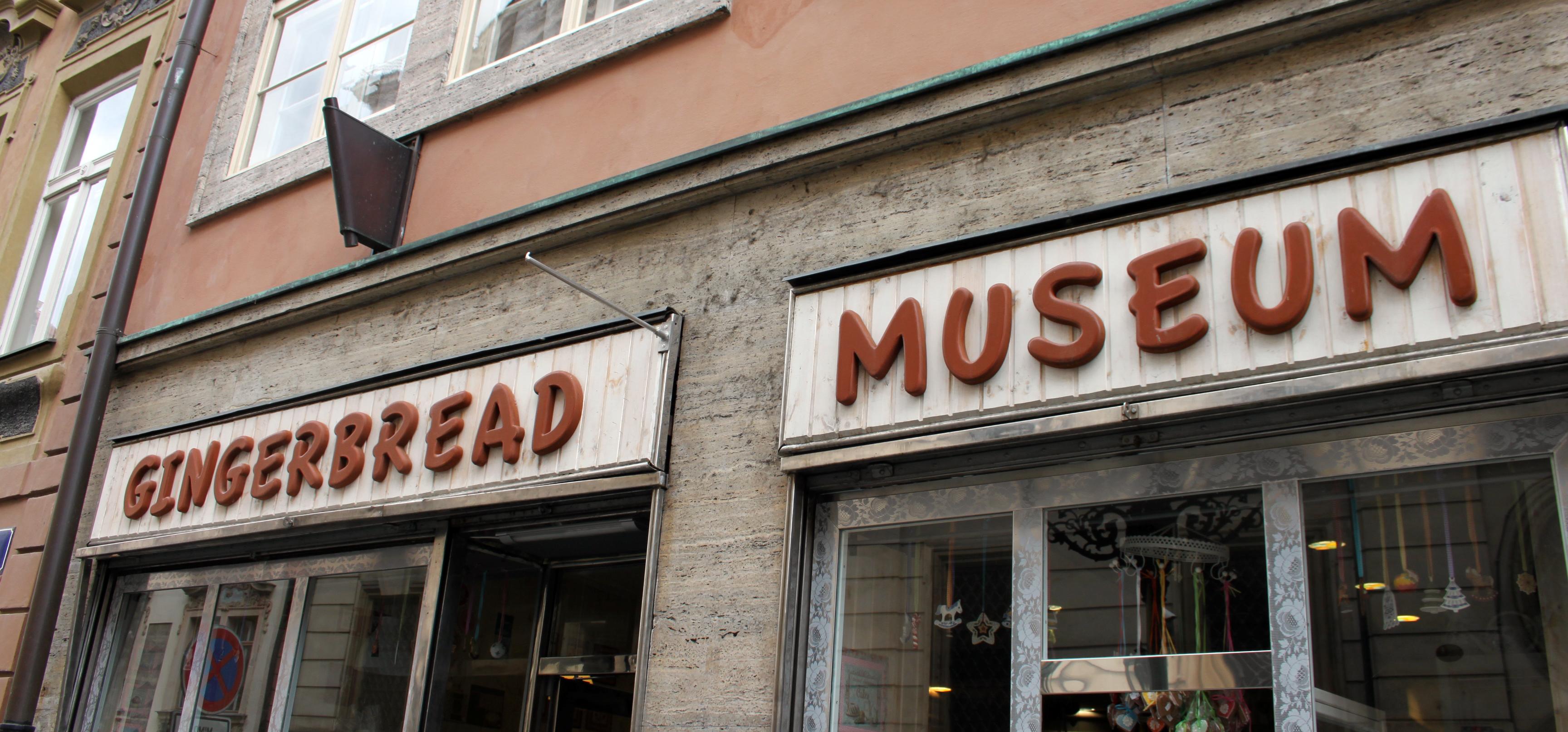 Прага - музей на джинджифиловите сладки