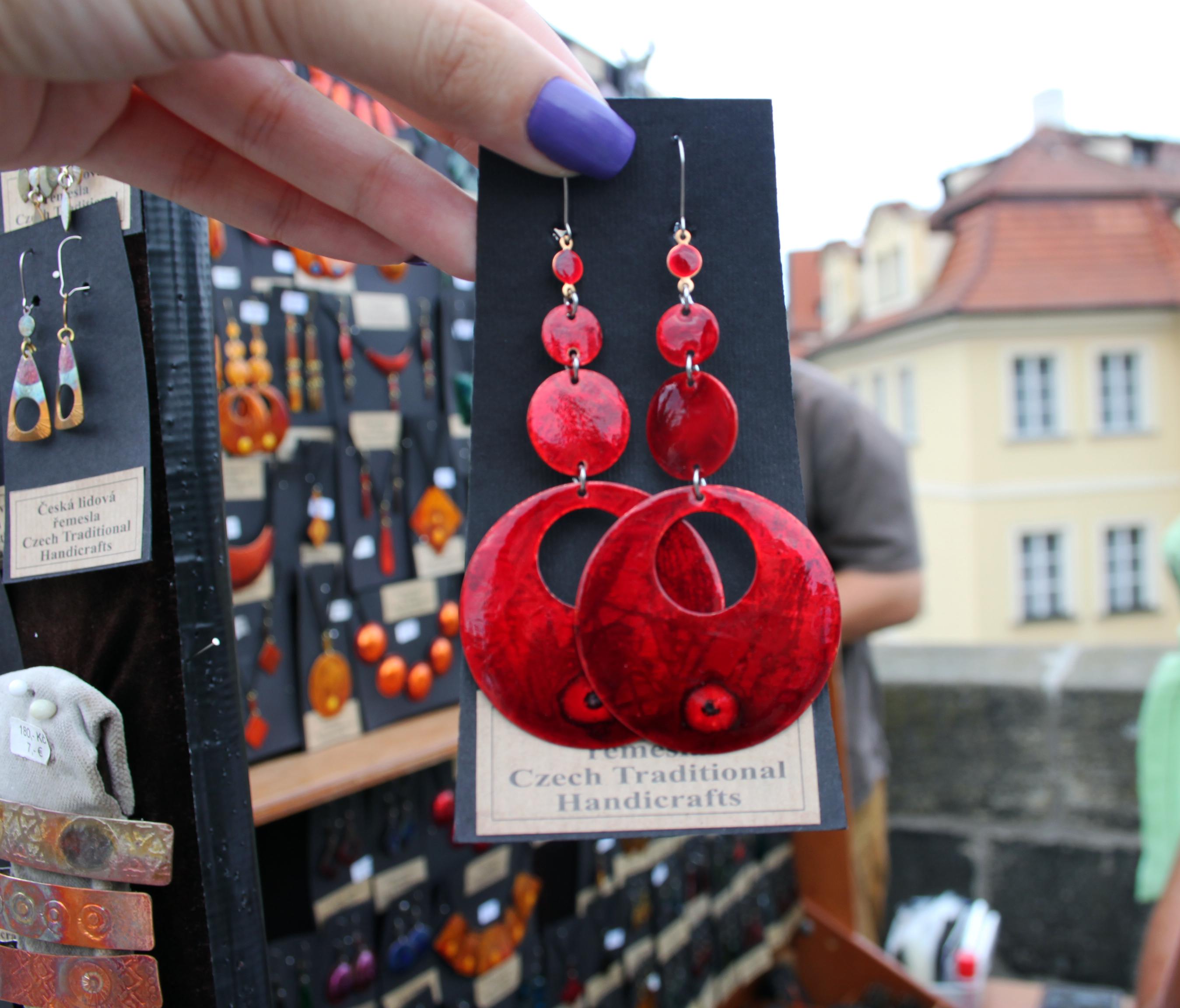 Прага - авторски бижута