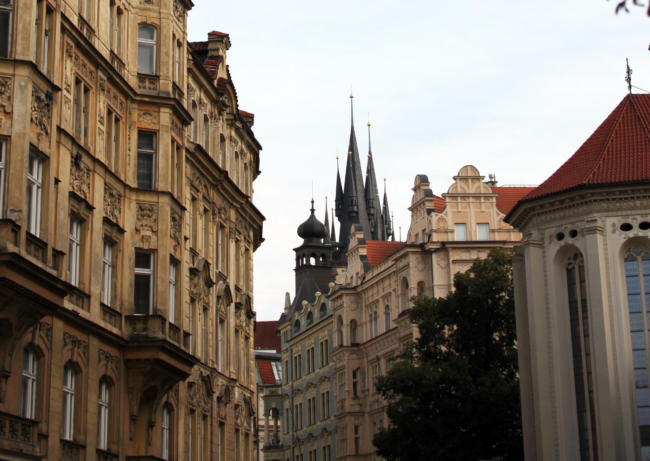 Прага пътеводител