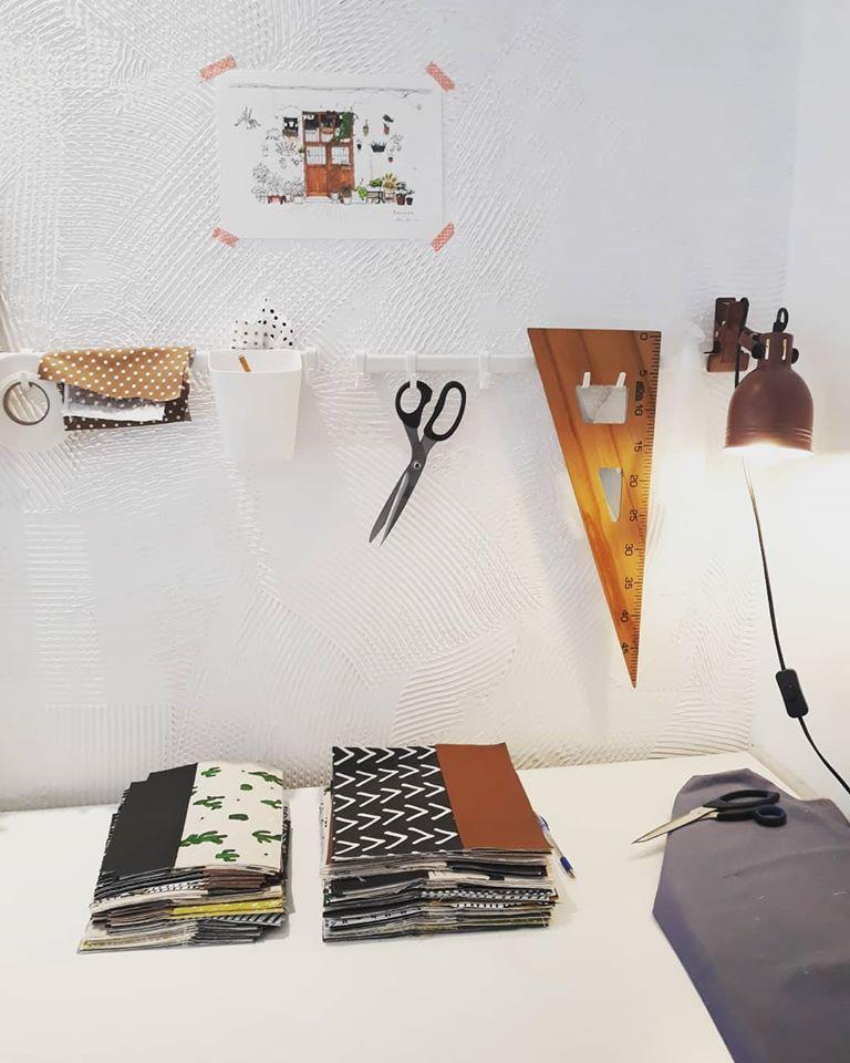 В ателието на Hello Violeta: авторски и ръчно правени чанти и текстил