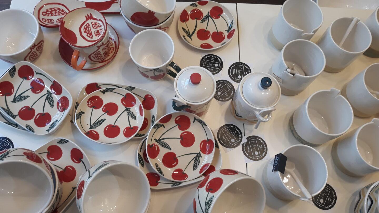 Ръчно правена керамика на Pileto